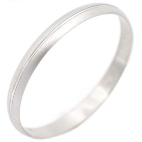PLATA 日本製 pt900 プラチナ マットな質感 リング 指輪 【 11号 】 オリジナル名入れ無料 リングボックス 付属