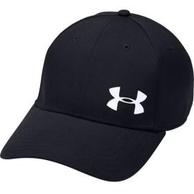 アンダーアーマー Under Armour ユニセックス キャップ 帽子 Headline 3.0 Golf Hat Black/White
