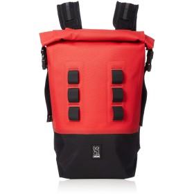 [クローム] URBAN EX ROLLTOP 18L (2019年モデル) アーバンイーエックスロールトップ 完全防水 バックパック RED/BLACK One Size