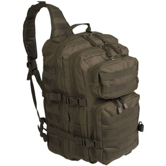 Mil-Tec バックパック ワンストラップ Assault Pack Large - OLIVE DRAB