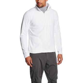 (リゾルト) Result コア メンズ Micron 抗ピル フルジップ フリースジャケット アウター オーバー ジャンパー 冬 防寒 (XL) (ホワイト)