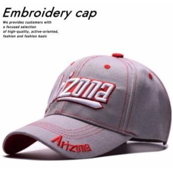 キャップ 帽子 メンズ レディース 刺繍 Embroidery cap アメカジ 送料無料 7992308 190712 グレー灰