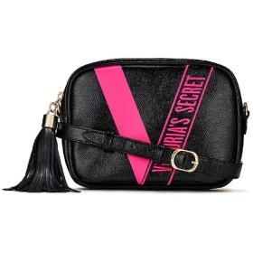 VICTORIA'S SECRET (ヴィクトリアシークレット) バッグ ミニショルダーバッグ ウエストポーチ Ribbon Logo Convertible City Crossbody [並行輸入品]