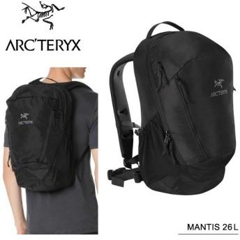 『ARC'TERYX-アークテリクス-』MANTIS 26L[アークテリクス マンティス 26 リュック ボディバッグ]