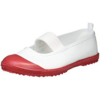 [アキレス] 上履き 日本製 カラーバレー 15cm~28cm 2E キッズ 男の子 女の子 HCB 5200 エンジ 22.0 cm
