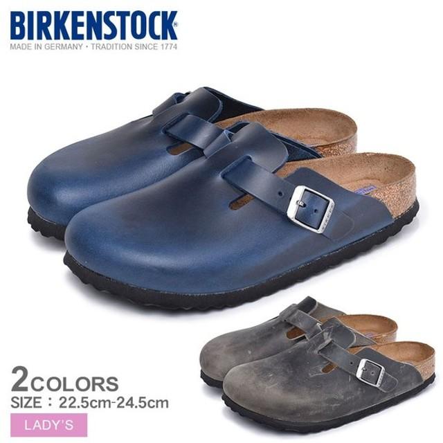 ビルケンシュトック サンダル ボストン ソフトベッド 細幅 BOSTONSFB レディース 海外ブランド 人気 靴 BIRKENSTOCK