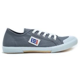 [エクリプス] by maccheronian 42004 WHITE BLACK ホワイト ブラック 白 黒 マカロニアン カジュアル スニーカー 靴 メンズ レディース EURサイズ (EUR42, CHARCOAL)