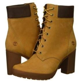Timberland(ティンバーランド) レディース 女性用 シューズ 靴 ブーツ レースアップブーツ Camdale 6 Boot - Wheat Nubuck 10 B - Medium [並行輸入品]