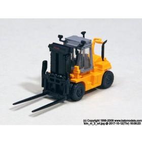 23-515 TCM フォークリフト FD115(一般色) (2台入) カトー KATO 鉄道模型 Nゲージ