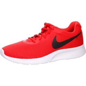 Nike Men's Tanjun University Red/Black Running Shoe 12 Men US