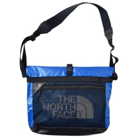 """(ノースフェイス)THE NORTH FACE フロントジップショルダーバッグ""""Postman"""" 11.4L ターキッシュブルー(col.tb) nm81859-11-4l-tb"""