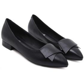 ローヒール パンプス 痛くない ぺたんこ 歩きやすい 旅行 疲れない ヒール 黒 ブラック 走れる 脱げない 立ち仕事 通学 おしゃれ フラットシューズ レディース靴 軽量 柔軟