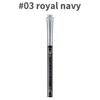JILL STUART / ジルスチュアート ステイ トゥルー ジェル アイ ライナー #03 royal navy ( ジェルアイライナー )