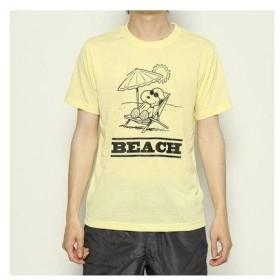 ピーナッツ PEANUTS メンズ サーフ 半袖Tシャツ サーフ 半袖Tシャツ PN-3S13659TS