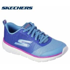 SKECHERS / スケッチャーズ  GO RUN 400-SHIMMER ZOOMS BLAQ(81353L)