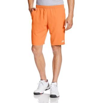 [ヨネックス] テニスウェア ハーフパンツ [ユニセックス] 15048 サンシャインオレンジ 日本 S (日本サイズS相当)