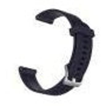 P Prettyia シリコン スポーツ 時計 バンド 耐久性 Huawei Watch GT/Honor Magic対応 青