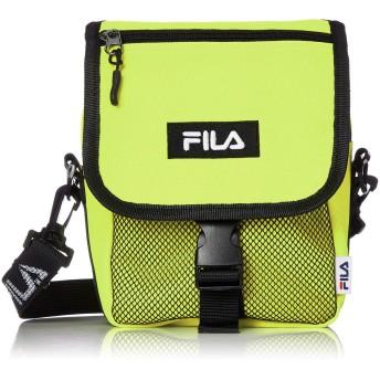 [フィラ] FILA フィラ ロゴテープフラップミニショルダー FM2140 ショルダー イエロー