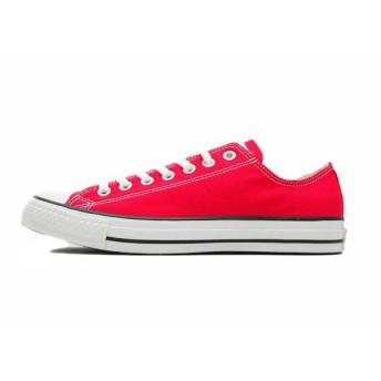 [コンバース] LADYS CANVAS ALL STAR OX キャンパス オール スター OX RED 赤レッド 32160322 22.5cm(US3.5)