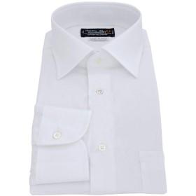 BUSINESSMAN SUPPORT(ビジネスマンサポート) 日本縫製 長袖ワイシャツ 日本生地 形態安定 jp-1 003-L