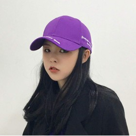 Alaix ファッションキャップ 立体刺繍 カッコイイ コットン100% 通気 ヒップホップの帽子 野球帽子 男女兼用 パルール