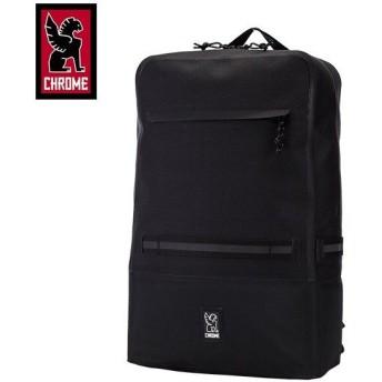 クローム Chrome 防水 バックパック ウェルデット デイパック BG224 ブラック/ブラック Welded Daypack メンズ バッグ 自転車 リュック