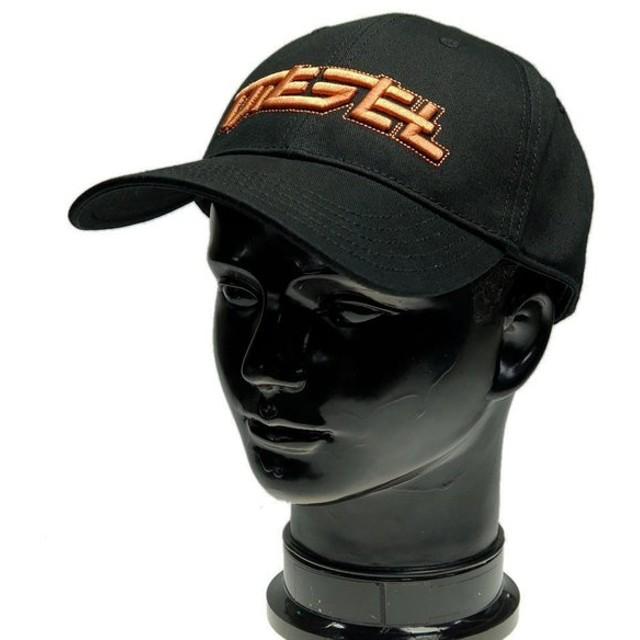 DIESEL ディーゼル メンズキャップ C-JAPPI / 00SKQY 0JAPG ブラック