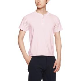 [ヘルスニット] Tシャツ #906S メンズ Pink 日本 L-(日本サイズL相当)