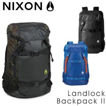 『NIXON -ニクソン』Landlock Backpack II [C1953][ニクソン ランドロック2 バックパック メンズ レディース ユニセックス ]