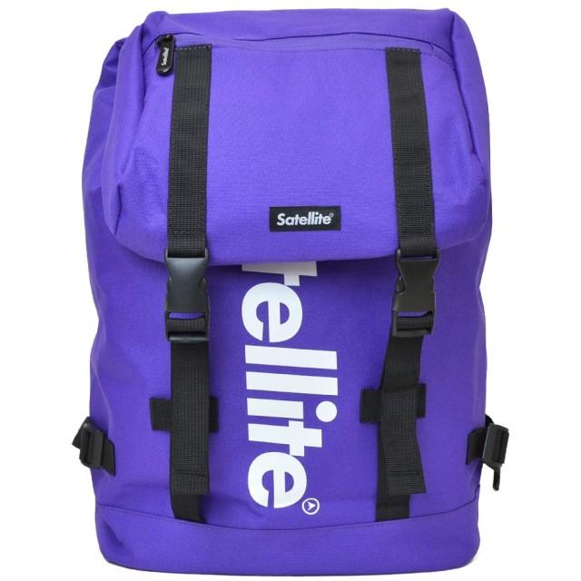 [SATELLITE(サテライト)] AMOS リュック バックパック Purple/White ONESIZE