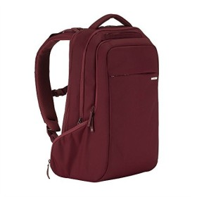 Incase ICON Pack Backpack (Deep Red - INCO100270-DRD) [並行輸入品]