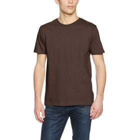 [トラス] Tシャツ TRS-700 メンズ ブラウン 日本 S-(日本サイズS相当)