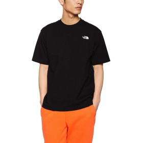 [ザ・ノース・フェイス] Tシャツ ショートスリーブスクエアロゴジョシュアツリーティー メンズ ブラック 日本 L (日本サイズL相当)