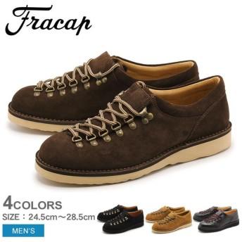 FRACAP フラカップ マウンテンブーツ メンズ ブランド