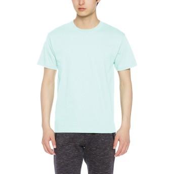[クロスアンドステッチ] Tシャツ OE1116 メンズ アクアブルー 日本 S-(日本サイズS相当)