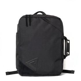 [アノニム] リュック 9H 2WAY 日本製 PC・A4収納 15L ブラック One Size