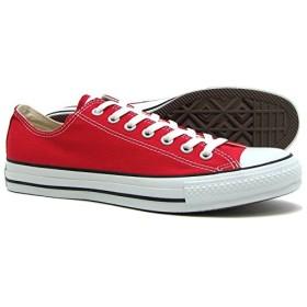 [コンバース] キャンバス オールスター OX M9696 赤/白 32160322 CANVAS ALLSTAR OX red 26cm(US7.5)