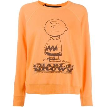 Marc Jacobs Marc Jacobs x Peanuts® スウェットシャツ - オレンジ