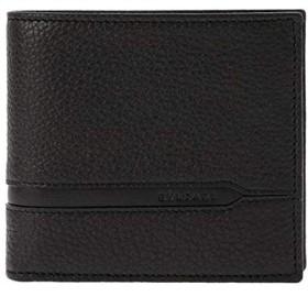 ブルガリ 36964 GRAIN/BLK 二つ折り財布【並行輸入品】