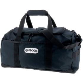 (アウトドアプロダクツ) OUTDOOR PRODUCTS 2wayダッフルボストンバッグ 1.ブラック