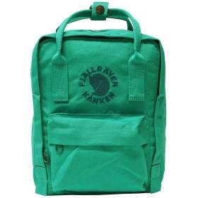FJALLRAVEN フェールラーベン Re-Kanken mini リ カンケン ミニ リュック バックパック デイパック ハンドバッグ メンズ レディース 7L FJ 23549 カラー:644:Emerald [並行輸入品]