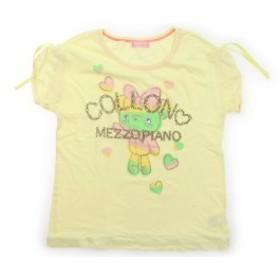 【メゾピアノ/mezzopiano】Tシャツ・カットソー 160サイズ 女の子【USED子供服・ベビー服】(429952)