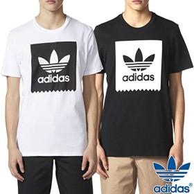 アディダス オリジナルス adidas ブラックバード トレフォイル メンズ Tシャツ クルーネック スポーツウェ