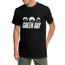 グリーン・デイ GTEEN DAY Tシャツ 半袖 学生 シンプル スポーツ 丸首 四季 S~6XL ゆったり ファション 男性