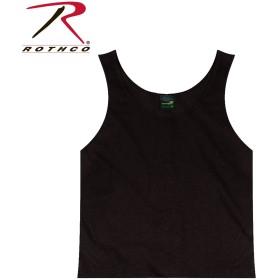 ロスコ タンクトップ ブラック Lサイズ L 6602【並行輸入品】