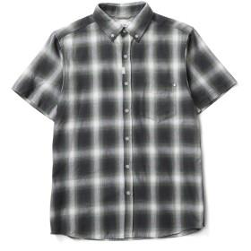 (クライミー)CRIMIE CR01-01K3-SH07 CHECK B.D SHIRT B.D チェックシャツ グリーン L メンズ
