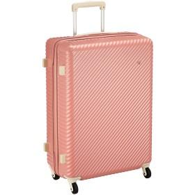 [ハント] スーツケース等 マイン ストッパー付き 65cm 75L 05747 無料預入受託サイズ 65 cm 4.1kg ガーベラピンク