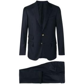 Caruso テーラードジャケット - ブルー