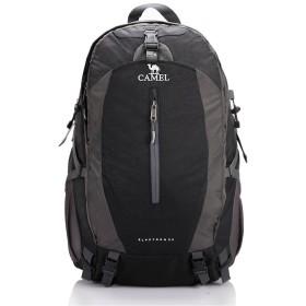 登山リュック CAMEL【キャメル】登山バッグ ハイキング バックパック50L リュックサック 大容量 防水 軽量 徒歩 登山 ハイキング キャンプ 旅行用 通気性抜群 多機能バッグ 男女兼用