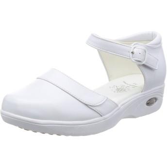 [サニーシューズ] ナースシューズ 850 WHITE ホワイト JP L(23.5~24.0cm) [並行輸入品]